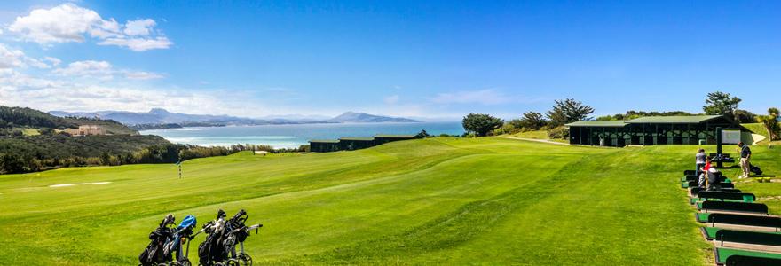 le tarif de golf de Biarritz