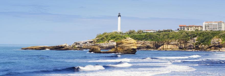 tourisme à Biarritz